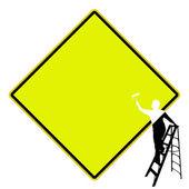 Signalisation routière avec différentes indications — Photo