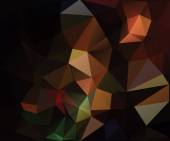 Abstract geometric polygon pattern — Stock Photo