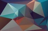Abstract geometric polygon pattern — Stockfoto