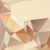 Retro origami achtergrond — Stockvector