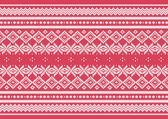 Zijden doek roze patroon — Stockvector