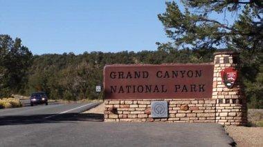 Grand Canyon visuals — Stock Video