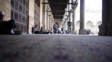 Al-Azhar Mosque, Egypt — Stock Video