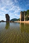 Seaside idyll.   — Stock Photo