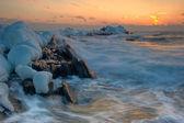 Tormenta de invierno. — Foto de Stock