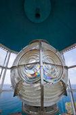 Fresnel lens close-up. — Stock Photo