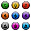 Button Color CHRISTMAS — Stock Photo #66379303