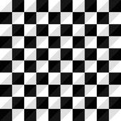 Pattern Vector Seamless Polygon Triangle black white — Stock Vector