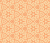 Seamless pattern in the style of folk art. — Stock Vector