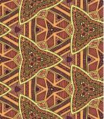 Colorful Kaleidoscope background. — Stock Vector