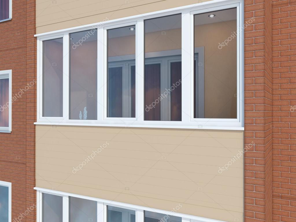 Установка пластиковых окон, остекление и отделка балконов и .