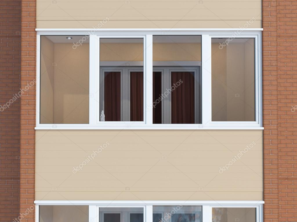 Пвх остекление балконов: цены на остекление пвх профилем.