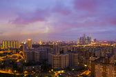 モスクワ市モスクワ、ロシアを風景します。 — ストック写真