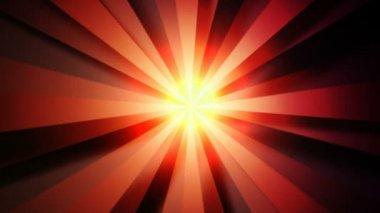 Abstract sun burst — 图库视频影像