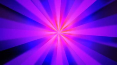 Abstract purple rays — Stock Video