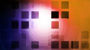Abstract mosaic backing — Stock Video