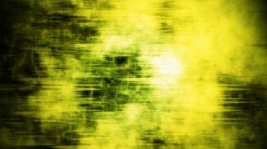 Flickering fractal grunge — Stock Video
