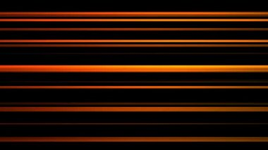 Moving horisontal lines — Stockvideo