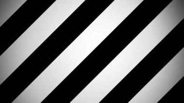 Moving white slanted stripes — Stock Video