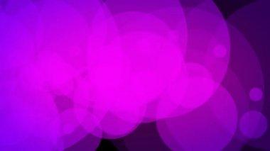 Moving purple spots — Stock Video