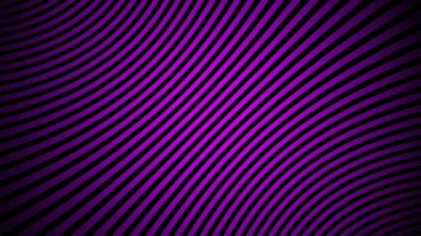 Moving purple slanted curve lines — Stock Video