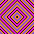 Moving retro colorful rhombuses — Stock Video #66937161