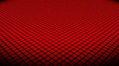 Moving rhombus grid — Stock Video