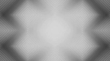 Lighting rhombus array — Stock Video