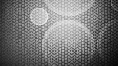 圆圈图案背景 — 图库视频影像