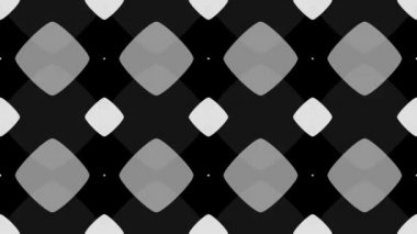 Grey geometrical background — Stock Video