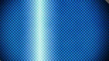 Moving rhombus array — Stock Video