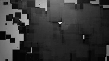 Moving light blocks — Stock Video