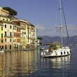Portofino bay. Color image — Stock Photo #64412571