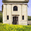 Old rural church in Monferrato. Color image — Stock Photo #70401845