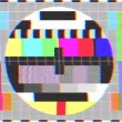 TV bad signal — Stock Video #63476191