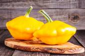 Yellow squash - vegetables — Stock Photo