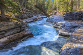 Beauty Creek — Stock Photo