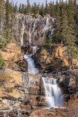 Tangles Falls — Stock Photo