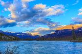 Saskatchewan River — Stock Photo