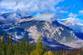Canadian Rockies Mountains — Stock Photo