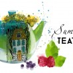 Summer Tea Time — Stock Vector #63654473