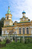 Church of the Assumption of the Blessed Virgin , Russia, Perm — Stock Photo