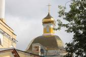 The Transfiguration Cathedral, Russia, Perm — Stock Photo