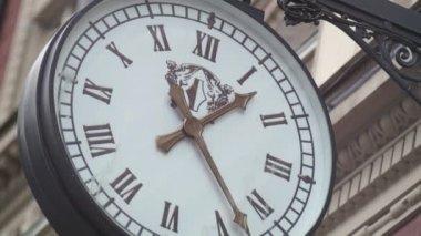 Clock Face — Stock Video