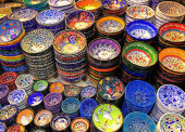 Grand Bazaar — Stock Photo