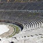Amphitheater (Coliseum) in Ephesus (Efes) Turkey, Asia — Stock Photo #68388831