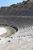 Amphitheater (Coliseum) in Ephesus (Efes) Turkey, Asia — Stock Photo