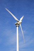Wind generator propeller — Stockfoto