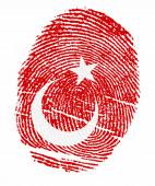 Turk Identity — Stockfoto