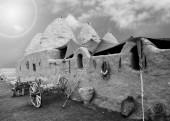 Harran, traditional houses - Anatolia Turkey — Stock Photo